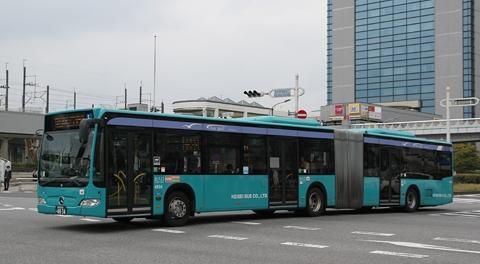 京成バス「新都心・幕張線」 メルセデス・ベンツ「シターロ」連接バスを見てみる