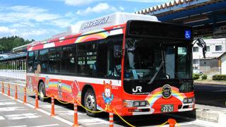JR東日本「気仙沼線BRT」 2221