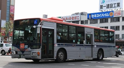 新潟市の新バスシステム(新潟BRT?)を見てみる【前編】