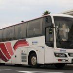 西鉄高速バス「桜島号」昼行便9134号車 乗車記(2015年9月乗車分)