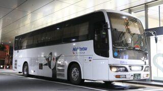 西鉄高速バス「桜島号」夜行便 4012_00 20150918