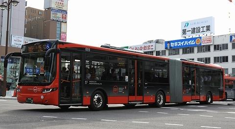 新潟市の新バスシステム(新潟BRT?)を見てみる【後編】