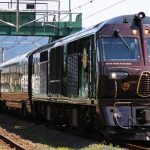 JR九州のクルーズトレイン「ななつ星」と西肥バスと西鉄「させぼ号」