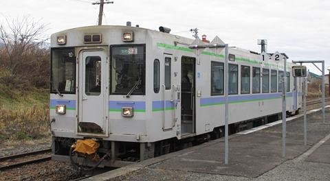 JR北海道「一日散歩きっぷ」販売最終日に帯広日帰りの旅へ・・・