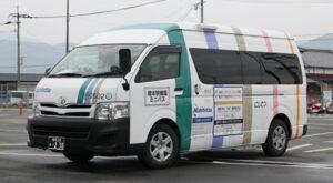 西日本鉄道「橋本循環バス」 0502