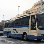 JRバス東北「ラ・フォーレ号」乗車記(2015年12月乗車分)