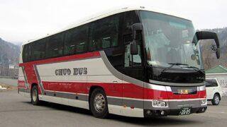 北海道中央バス「イーグルライナー」 2005