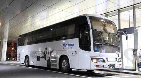 西鉄高速バス「桜島号」夜行便4012号車 乗車記(2016年5月乗車分)