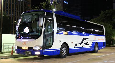 JR東海バス「青春大阪ドリーム名古屋1号」 乗車記