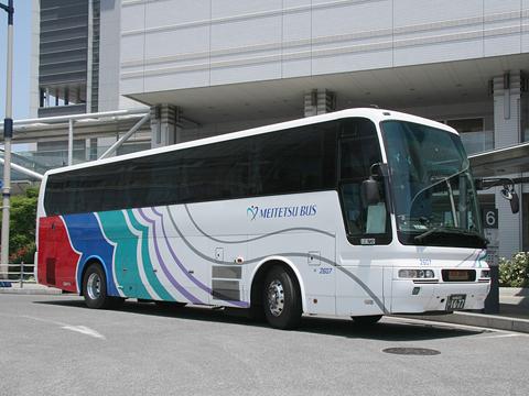 名鉄バス「名古屋新潟線」 2607
