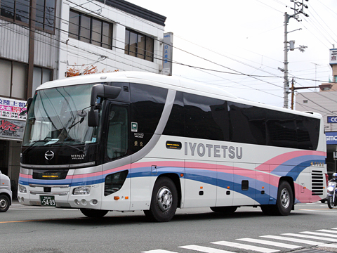 伊予鉄道「オレンジライナー」名古屋線 5409