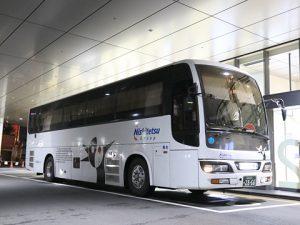 西鉄高速バス「桜島号」夜行便 4012_01 20150918