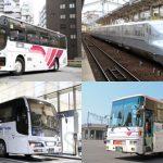 「フェニックス号」と新幹線と「桜島号」夜行便と「とよのくに号」
