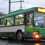 道南バス「勇舞空港線」を見てみる