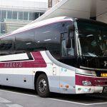 阪急バス「大阪・京都~富山線」昼行便 乗車記