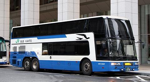 JRバス関東「ドリーム松山号」 1096