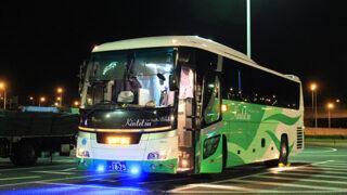 近鉄バス「しまんとブルーライナー」 京都8804 アイキャッチ用