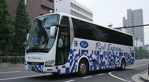 両備ホールディングス「リョービエクスプレス名古屋号」夜行便 乗車記