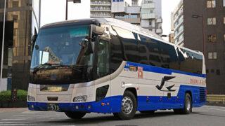 中国JRバス「出雲ドリーム博多号」 ・573 アイキャッチ用 480