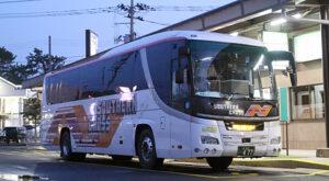 南海バス「サザンクロス」酒田線 ・477 アイキャッチ用 480