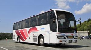西鉄高速バス「桜島号」 9134 20170416 アイキャッチ用 480