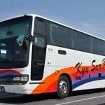 九州産交バス「フェニックス号」「なんぷう号」417号車(日野セレガR-GD)