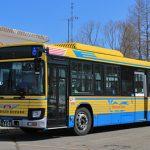 十勝バス 創立90周年記念復刻塗装車(日野新型ブルーリボン)