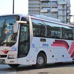 西鉄高速バス「桜島号」4列シート車を増備へ・・・