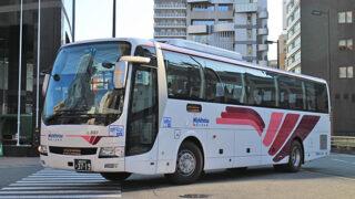 西鉄高速バス「桜島号」 3137 アイキャッチ用 480