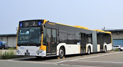 西鉄バス北九州と北九州市 2019年夏、連節バス導入決定!~車体デザインも公募へ~