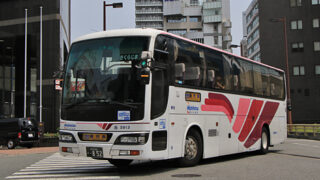 西鉄高速バス「桜島号」 3913_101 アイキャッチ用 960