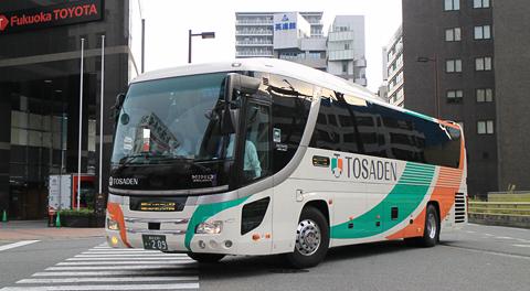 とさでん交通「はりまや号」廃止直前乗車記(2017年9月乗車分)