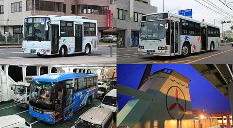 三州自動車 都城~志布志~鹿屋~鹿児島 路線バス乗り継ぎの旅