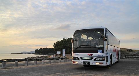 西鉄「フェニックス号」で行く唐津インスタ映えバス撮影ツアー【Part3】