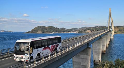 西鉄「フェニックス号」で行く唐津インスタ映えバス撮影ツアー【Part2】