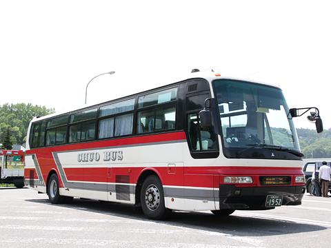 北海道中央バス「高速なよろ号」 1952
