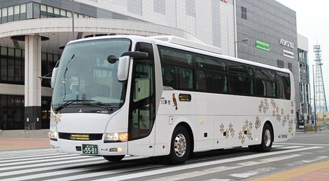 旭川電気軌道「たいせつライナー」乗車記を「バスとりっぷ」様にて紹介しています