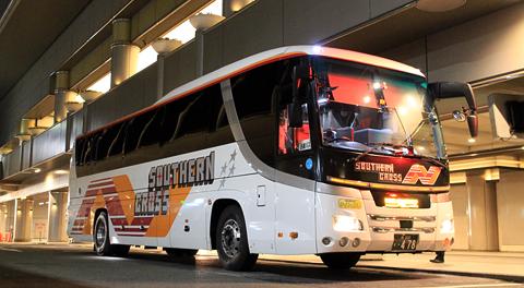 南海バス「サザンクロス」銚子線 乗車記