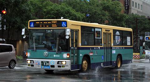 西鉄 愛宕浜 9002 復刻塗装 アイキャッチ用 480