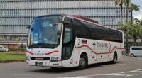 JR九州バス「B&Sみやざき」 4063号車(三菱エアロエース)