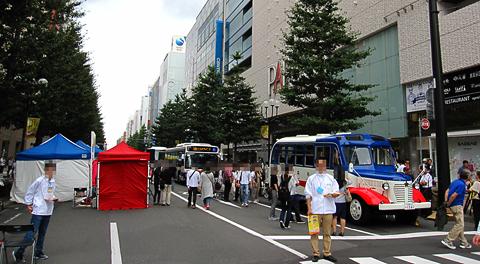「北海道バスフェスティバル2018」の様子を「バスとりっぷ」様にて紹介しています