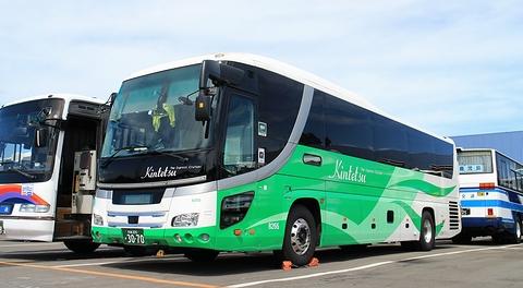 近鉄バス「ひなたライナー」運行終了へ ~3度目の関西~宮崎間夜行バス運行終了~