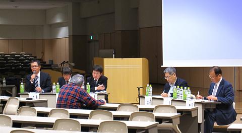 北海道の交通を考える連続セミナー 第二回「鉄道と地域交通」に参加して来ました