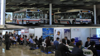 20181103 バス運転体験&バス運転手合同採用説明会in札幌 アイキャッチ 480