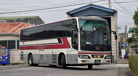 阪急バス「よさこい号」 1681 20181112 アイキャッチ用 480