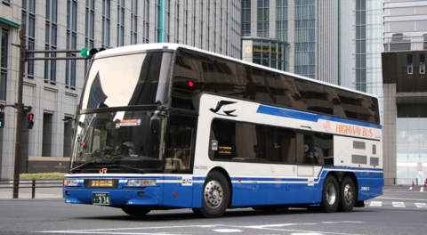 JR東海バス「ドリームなごや1号・2号」 ・934 アイキャッチ用 960