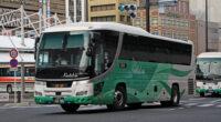近鉄バス「ひなたライナー」(宮崎特急線) 運行終了直前乗車記