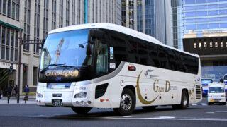 西日本JRバス「グラン中央ドリーム140号」 2053 アイキャッチ用 480