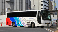 名鉄バス「名神ハイウェイバス」京都線221便 簡単な乗車記