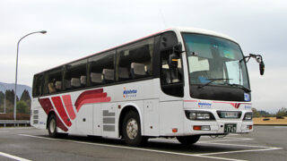 西鉄高速バス「フェニックス号」 9909 アイキャッチ_301 480